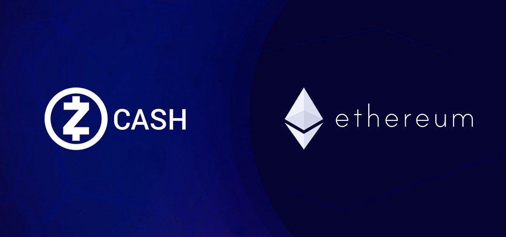 zcash и etherium