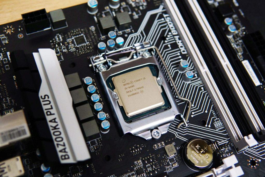 процессор CPU