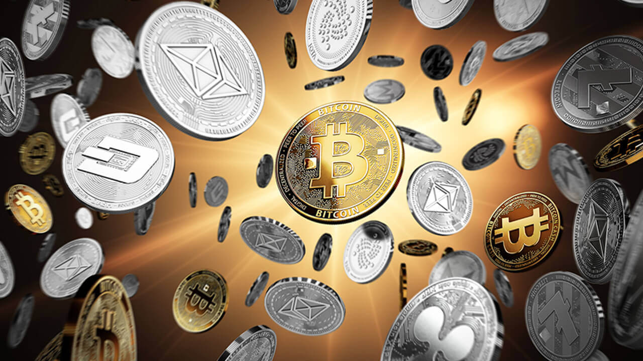 Майнинг монет