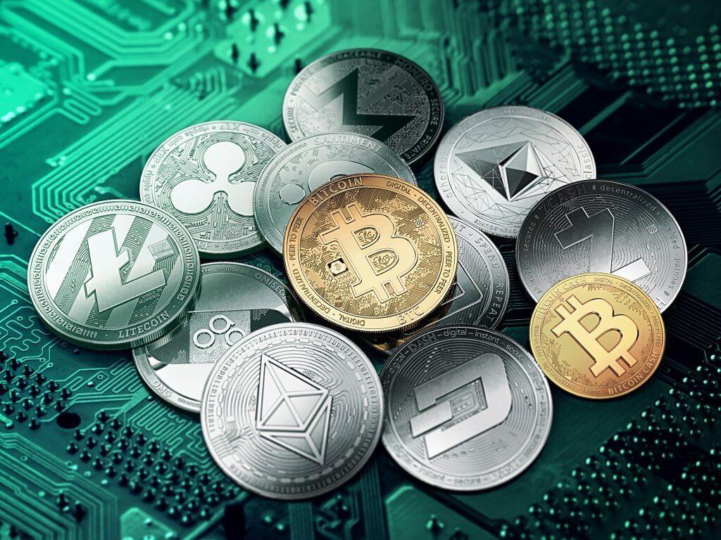 Виды монет для майнинга