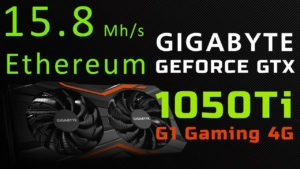 видеокарта NVIDIA GeForce 1050 Ti