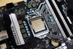Майнинг криптовалюты с использованием мощности CPU