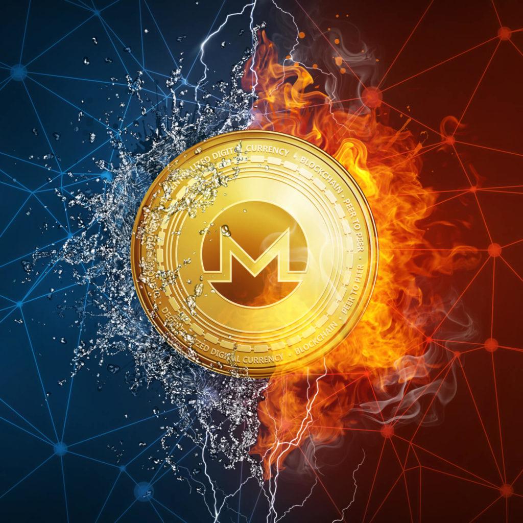 монета Monero