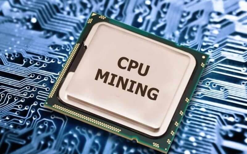 Майнинг на CPU