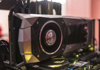 Майнинг на видеокарте NVIDIA поколения GTX 1080 Ti