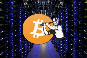 Добыча виртуальных монет