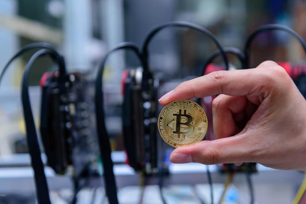 Добыча криптовалют на бирже