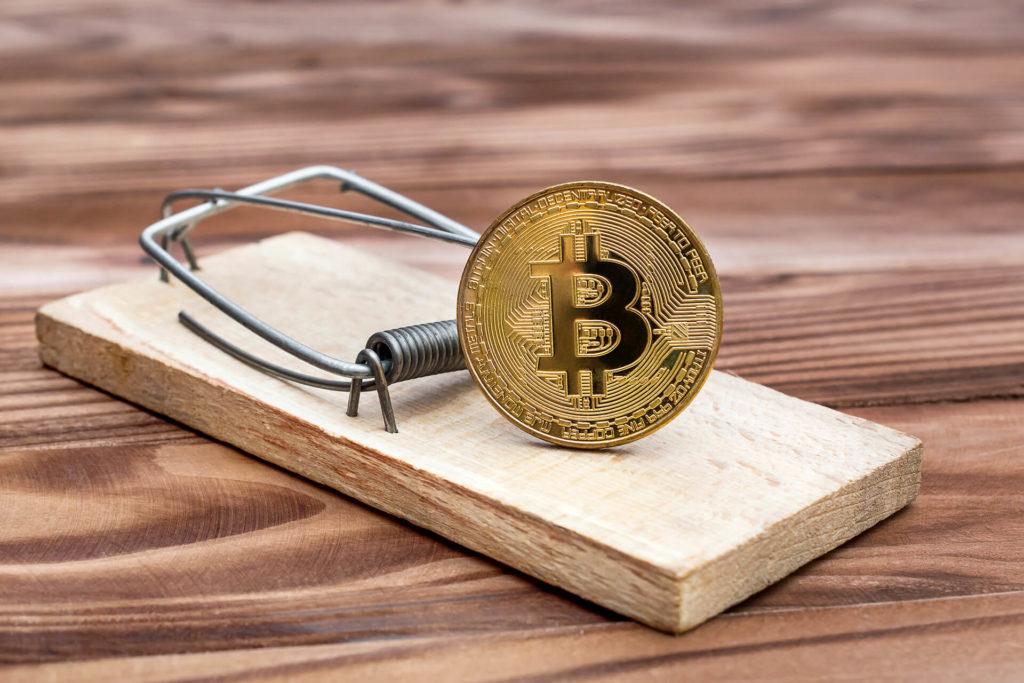 Естественное ограничение добычи Bitcoin