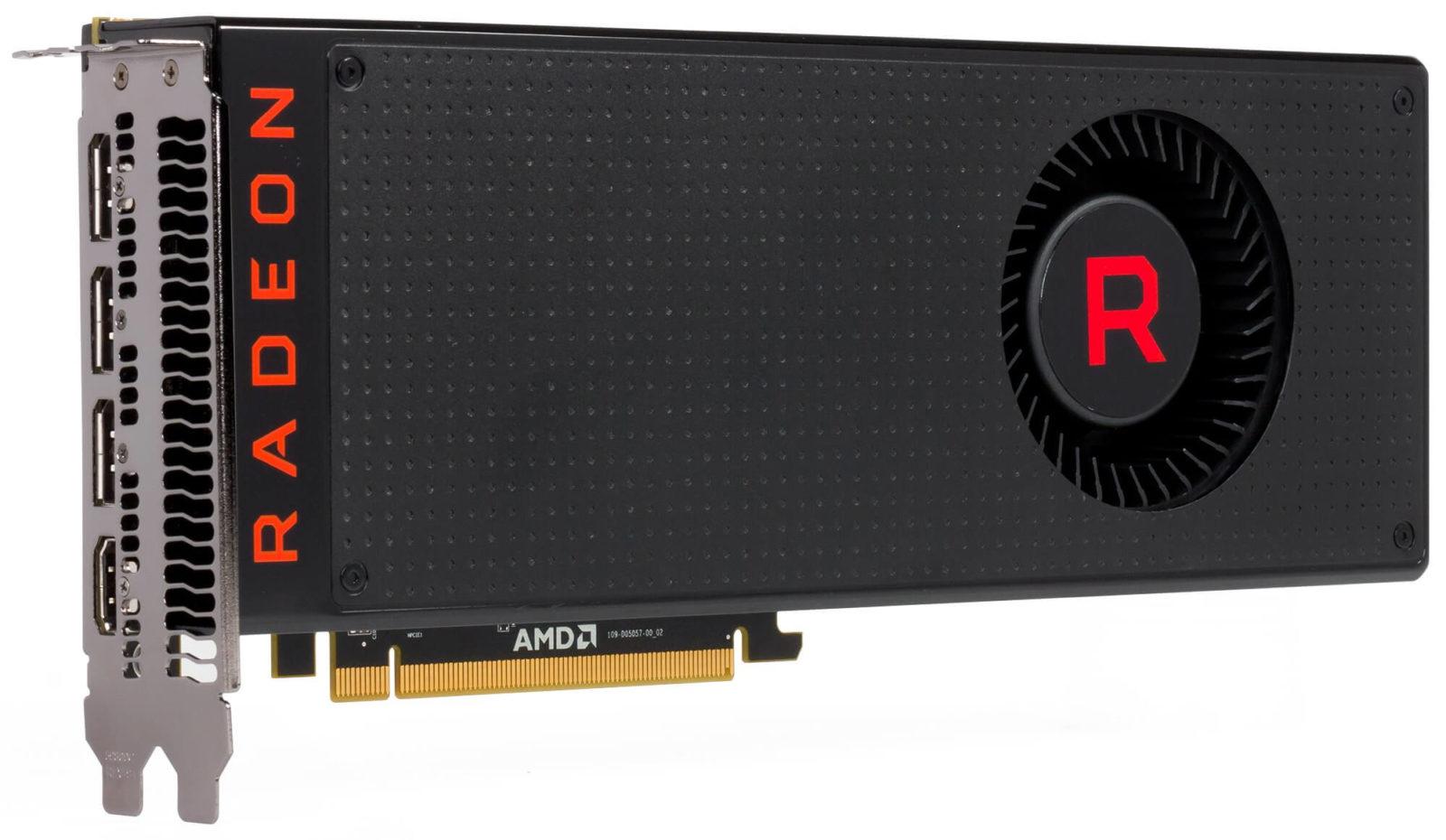 Особенности майнинга на видеокарте AMD Radeon Vega