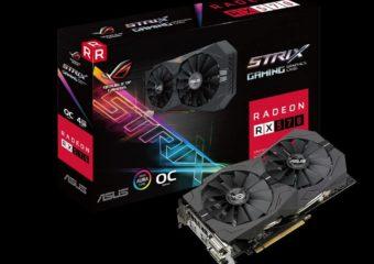 Видеокарта rx-570