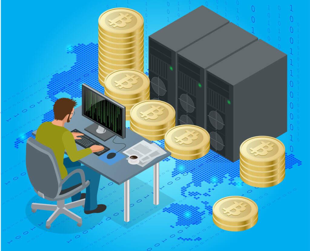 Сколько можно и как заработать на майнинге криптовалюты в Интернете