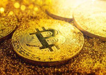 Монета Bitcoin Gold