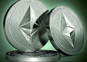 Монеты Ethereum Classic