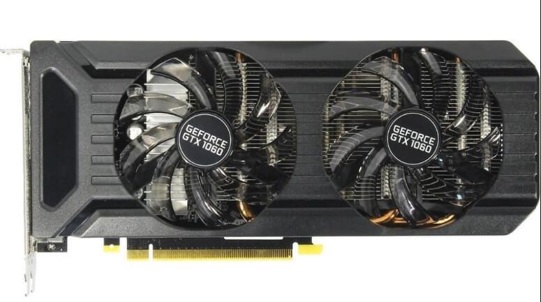 Видеокарта NVIDIA GeForce 1050 T