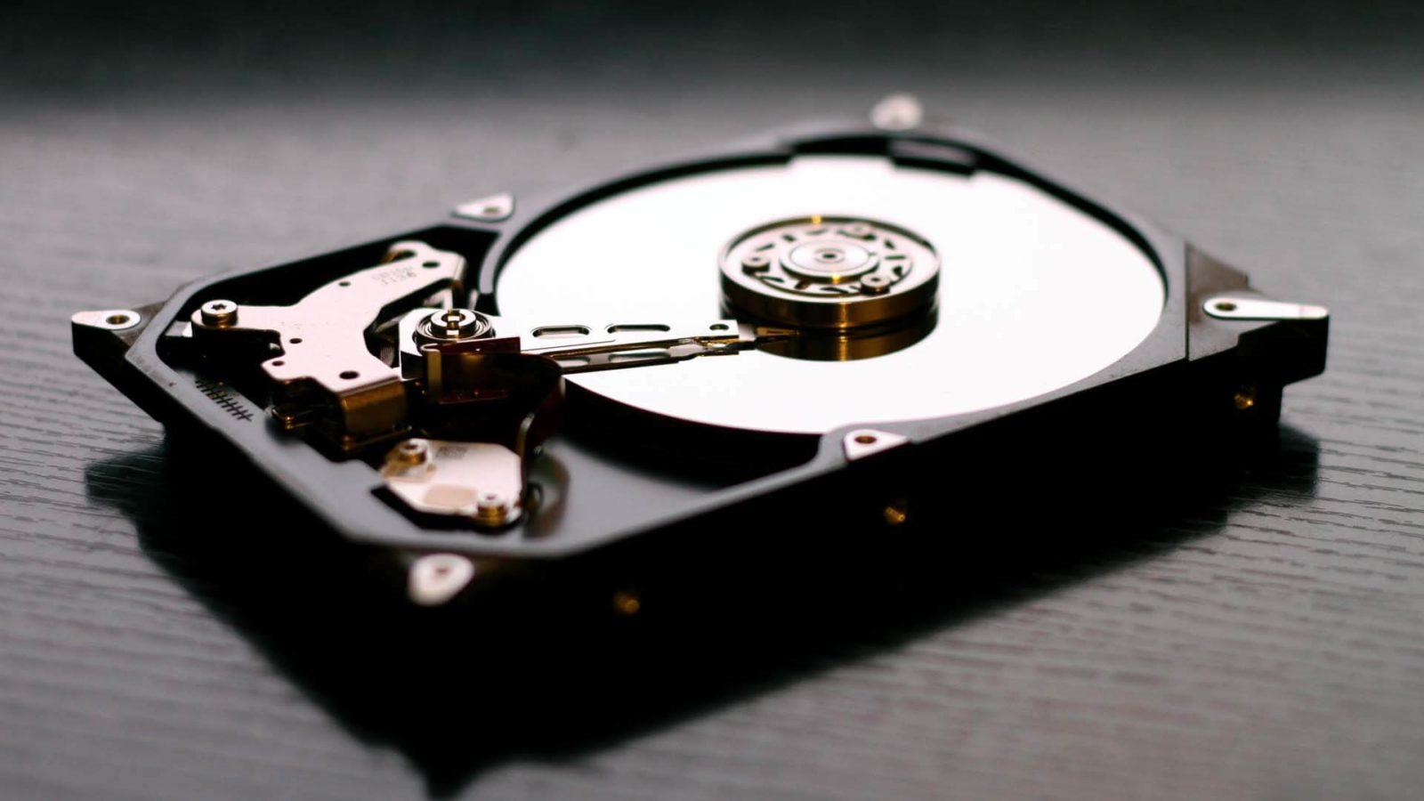 Майнинг на жестком диске