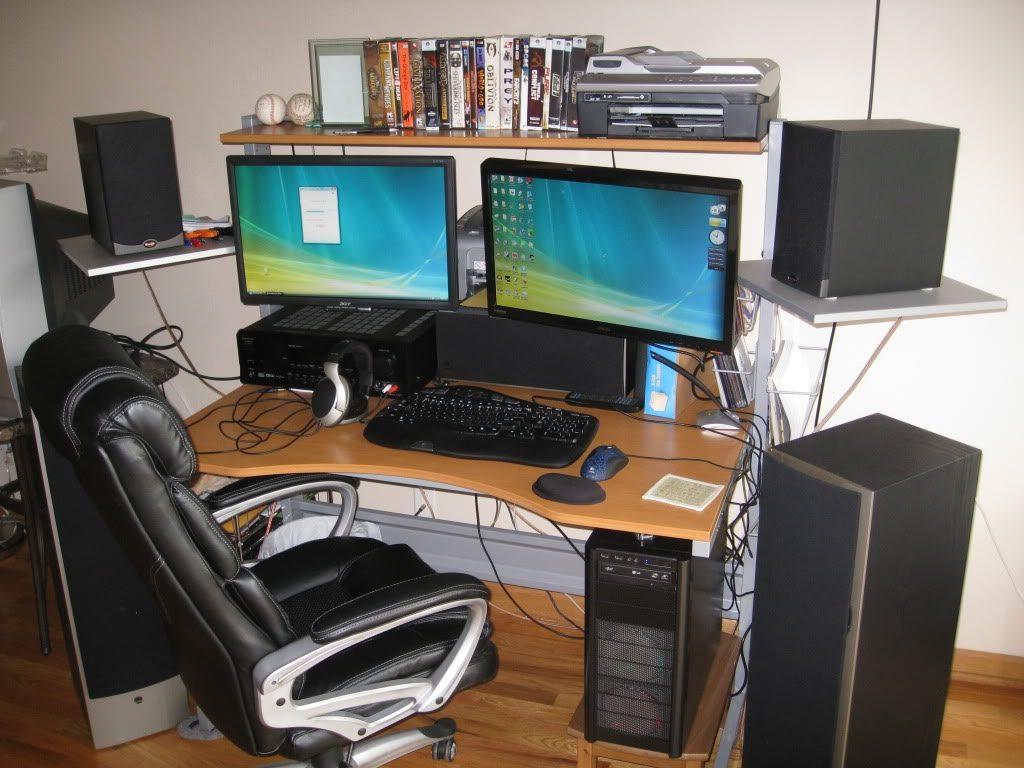 Игровой компьютер для майнинга