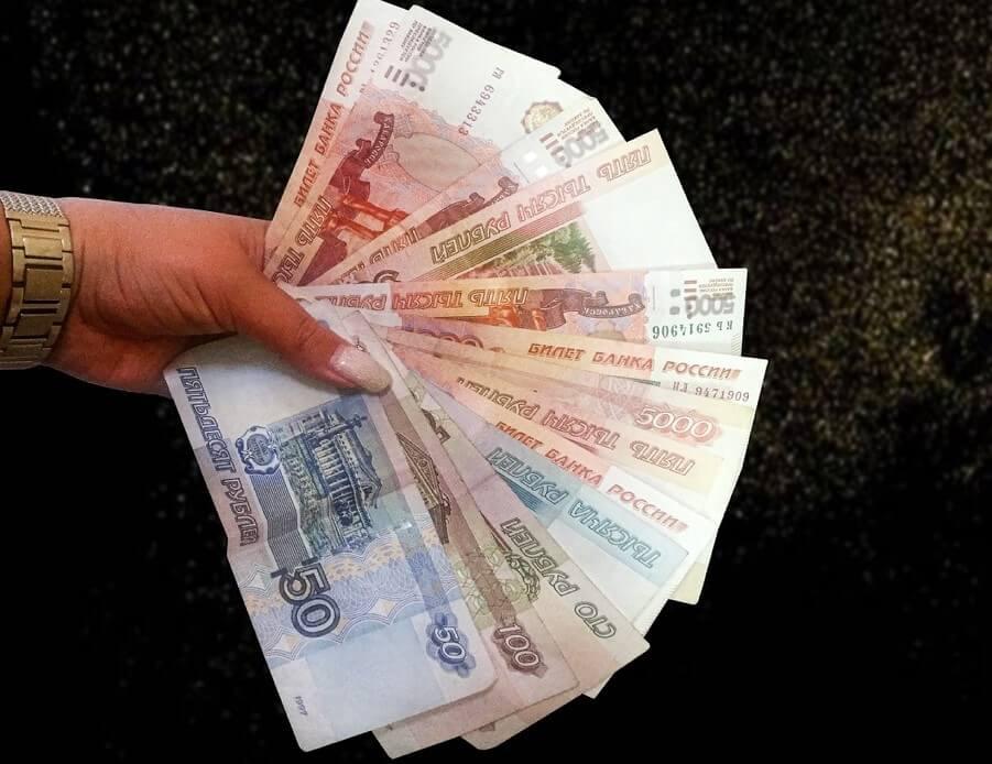 Майнинг рублей