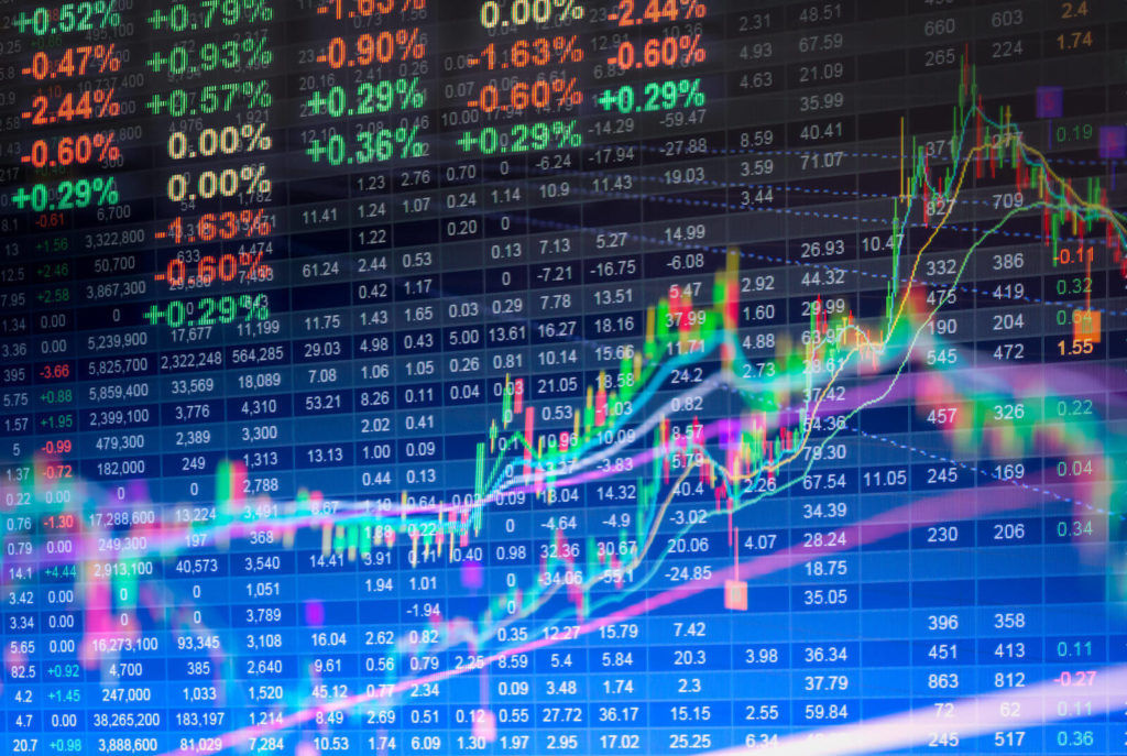 Динамика курсов криптовалюты