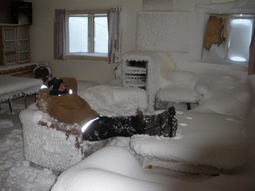 Охлаждение помещения для осуществления майнинга