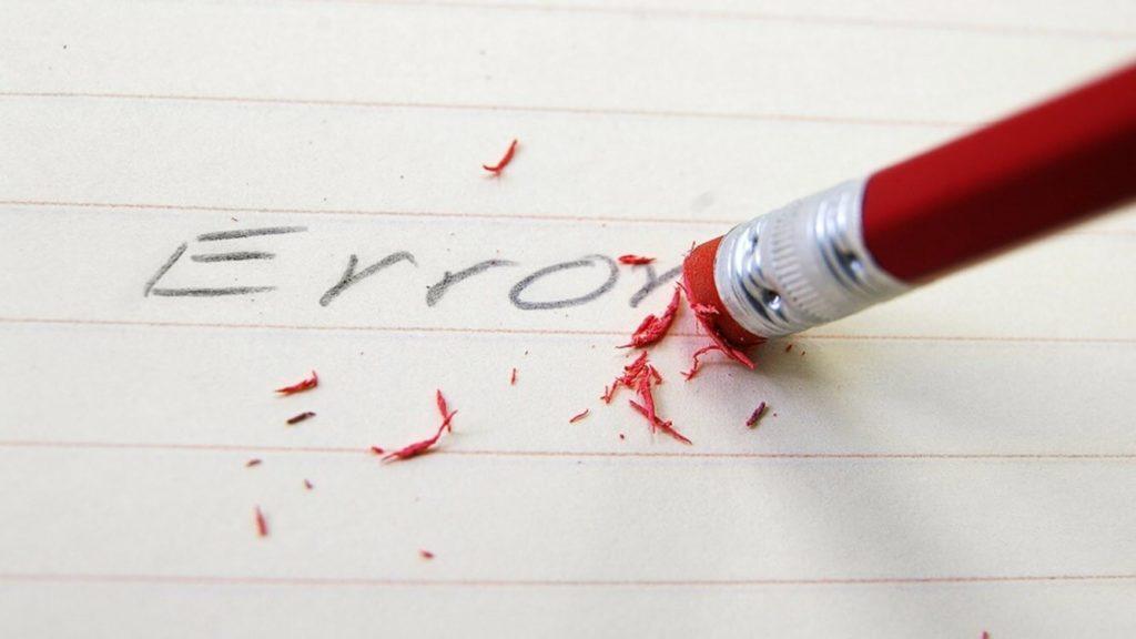 Исправляем ошибки майнинга