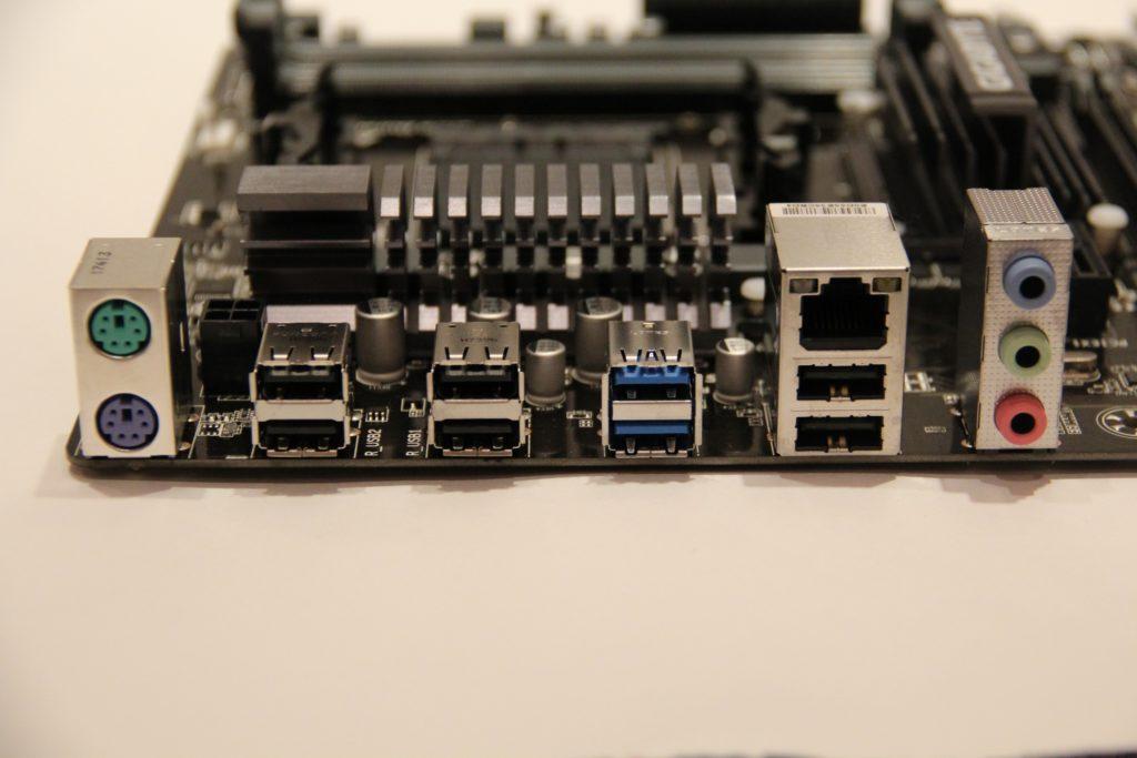 GIGABYTE GA 970A DS3P