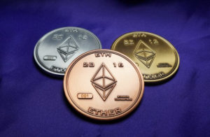 Монеты Эфира