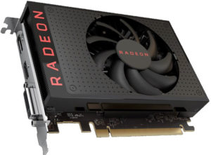Видеокарта RADEON 560