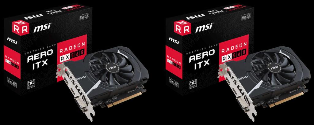 Видеокарта RX 560 для майнинга криптовалют