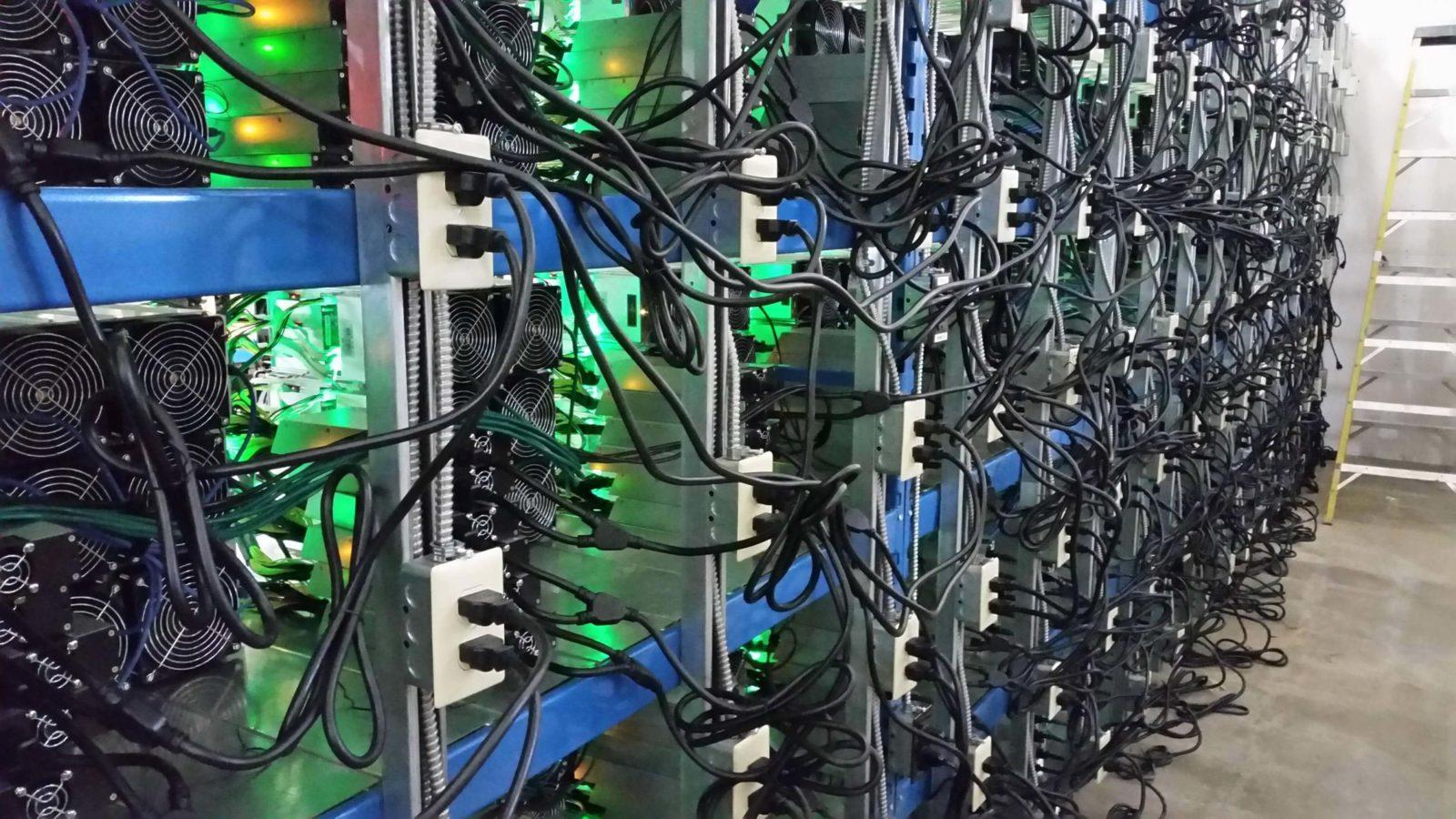 Личный сервер для майнинга