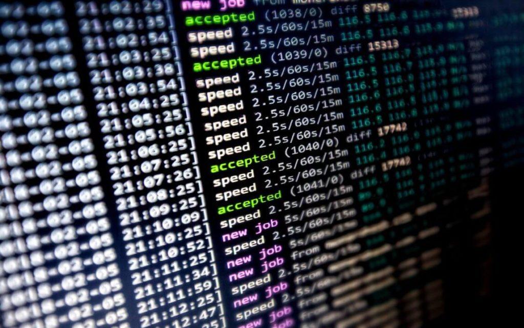 Установка операционной системы для майнинга