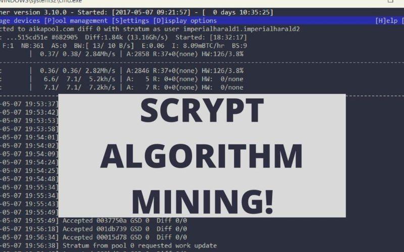 Алгоритмы майнинга