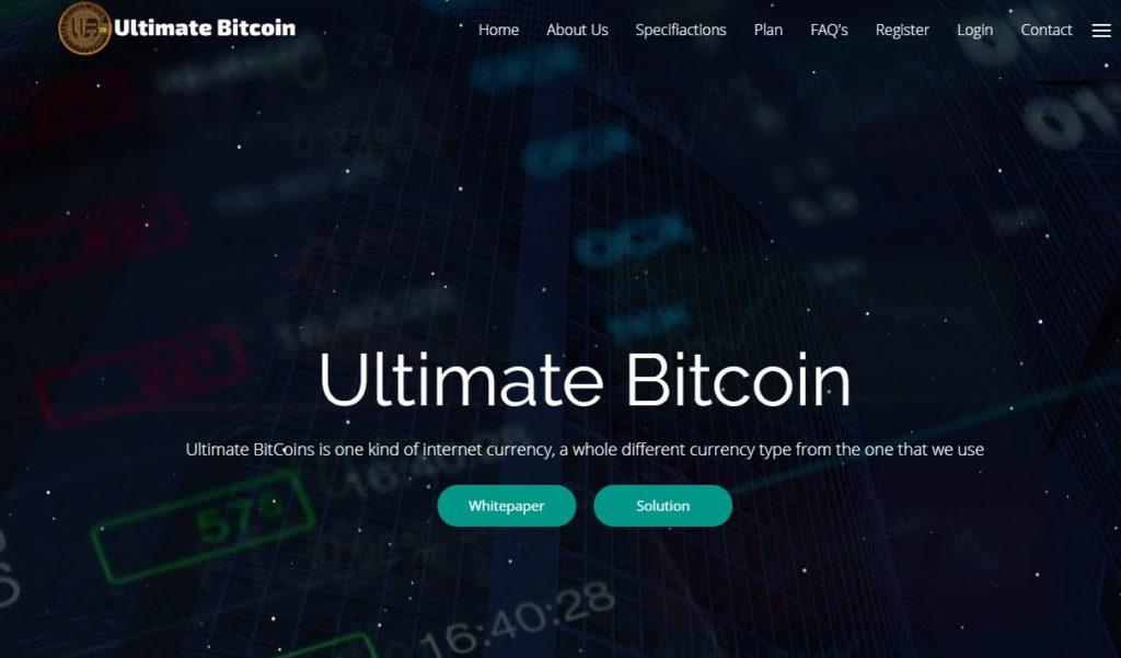 Сервис Ultimate Bitcoin