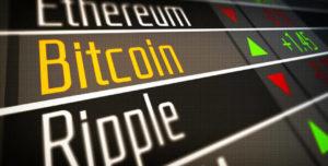 Цена криптовалюты Биткоин