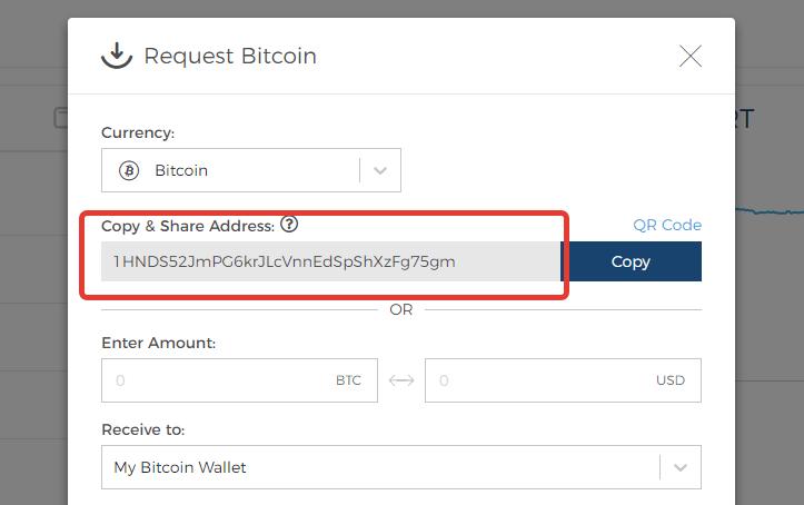 Как посмотреть биткоин-адрес на Blockchain.com
