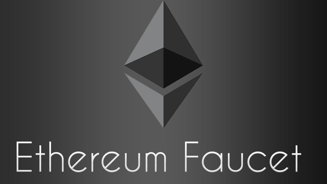 Описание крана Ethereum Faucet