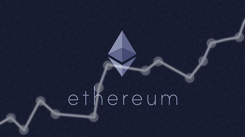 Анализ графика стоимости криптовалюты Эфириум