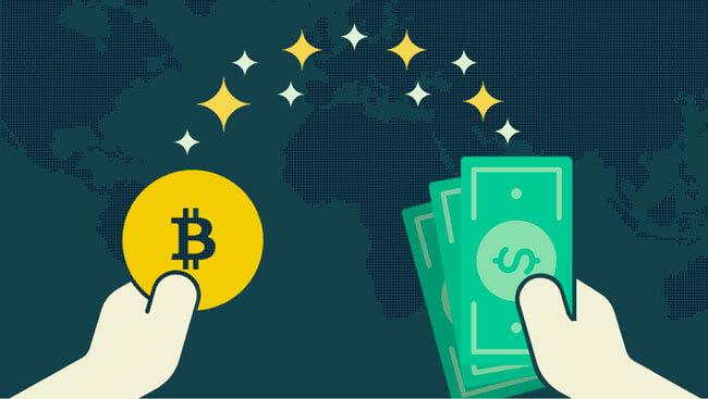 Как продать криптовалюту Биткоин