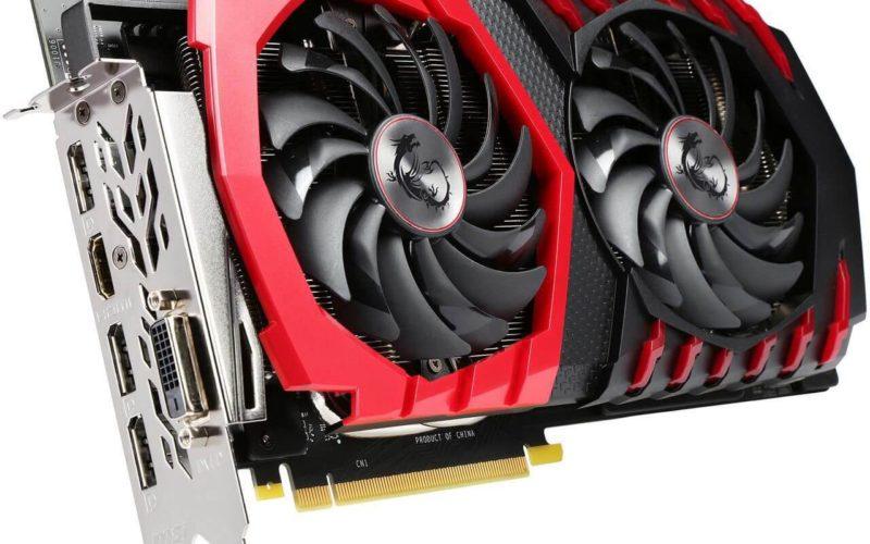 Видеокарта GeForce GTX 1060 от NVIDIA