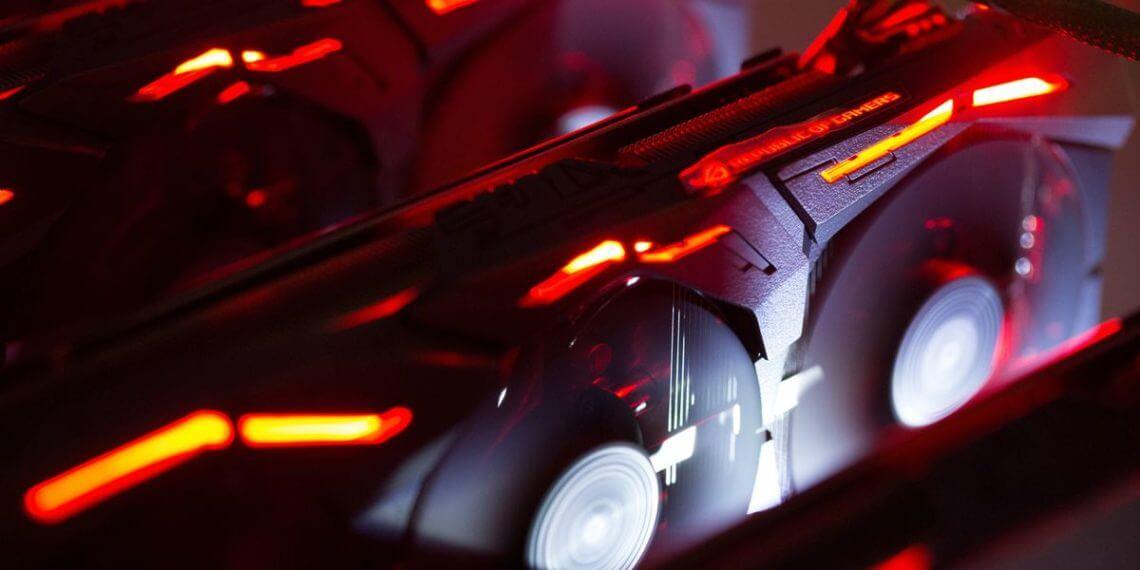 Температура на 8 разных видеокартах GTX 1060 в майнинге