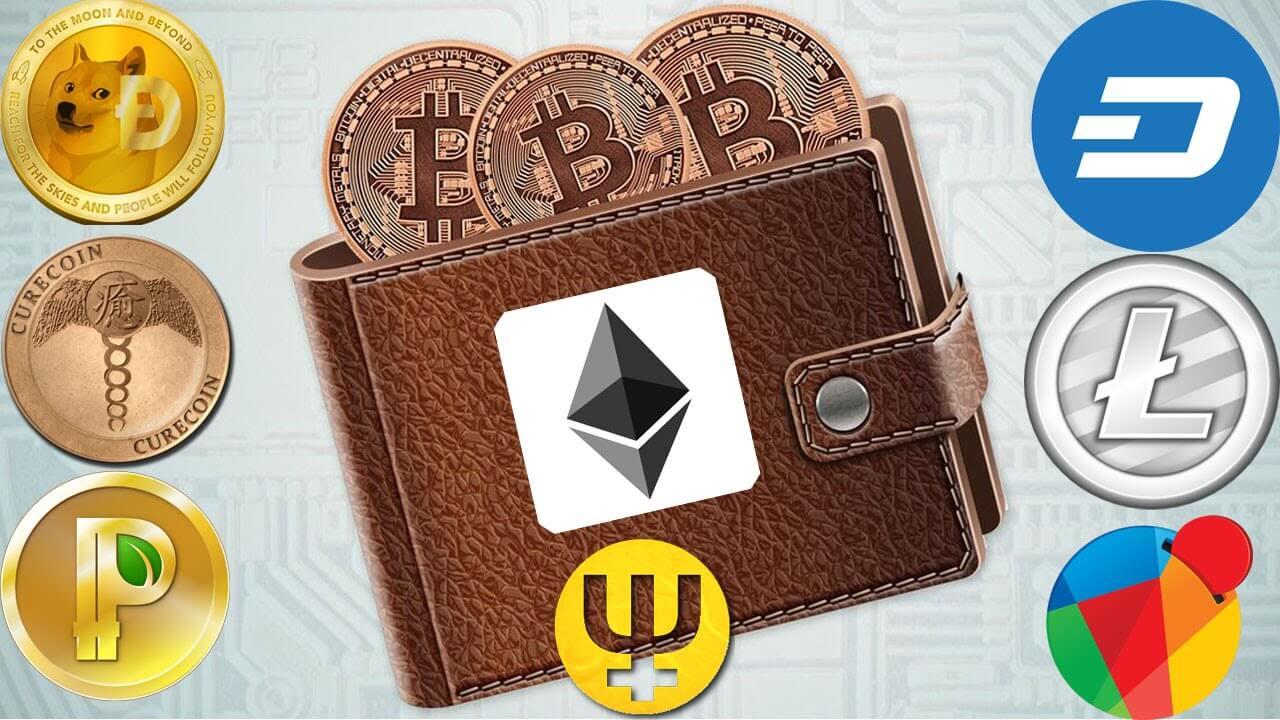 Мультивалютные кошельки для хранения криптовалюты