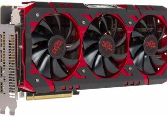 Видеокарта PowerColor AMD Radeon для майнинга