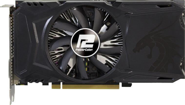 Видеокарта Radeon RX560