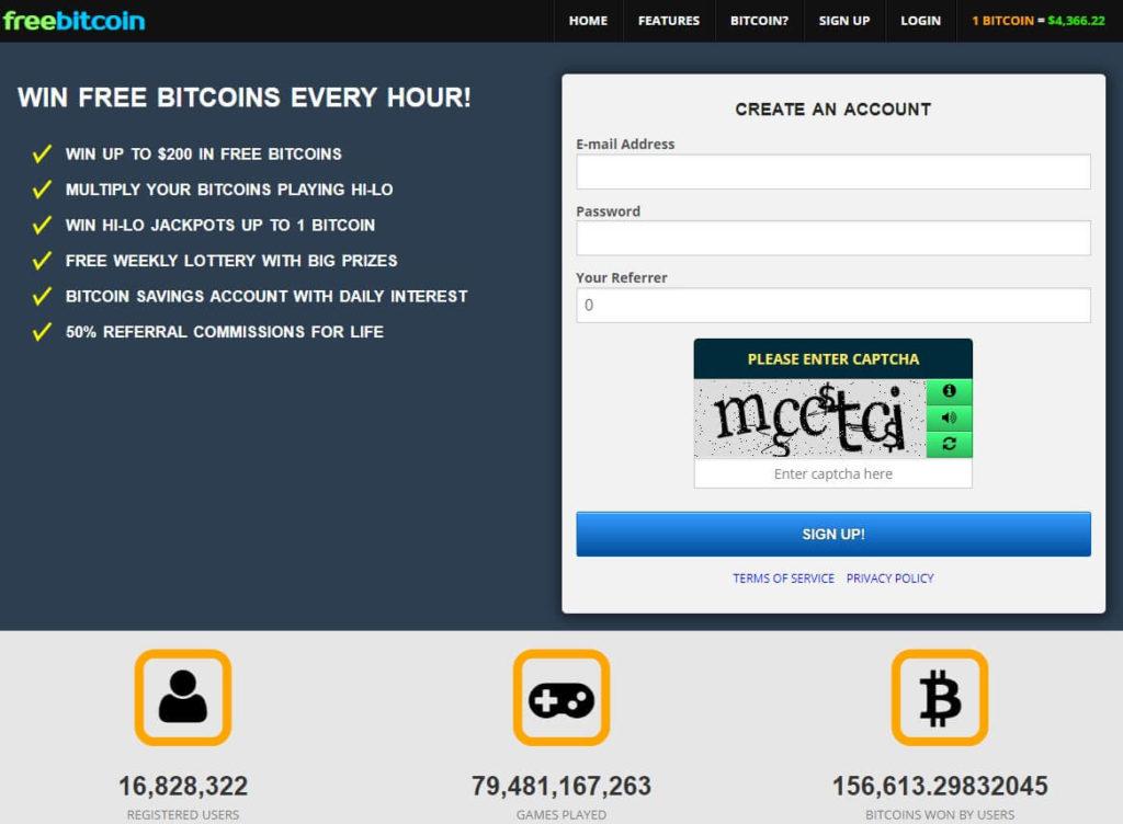 Free Bitcoin для смартфонов на Android