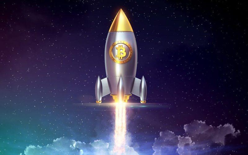 Рост курса Bitcoin