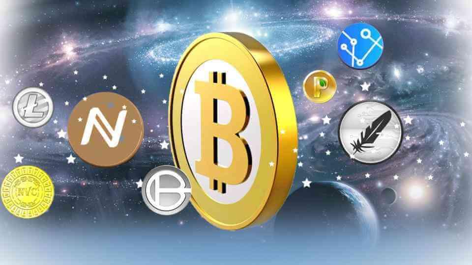 Перспективные свежие криптовалюты
