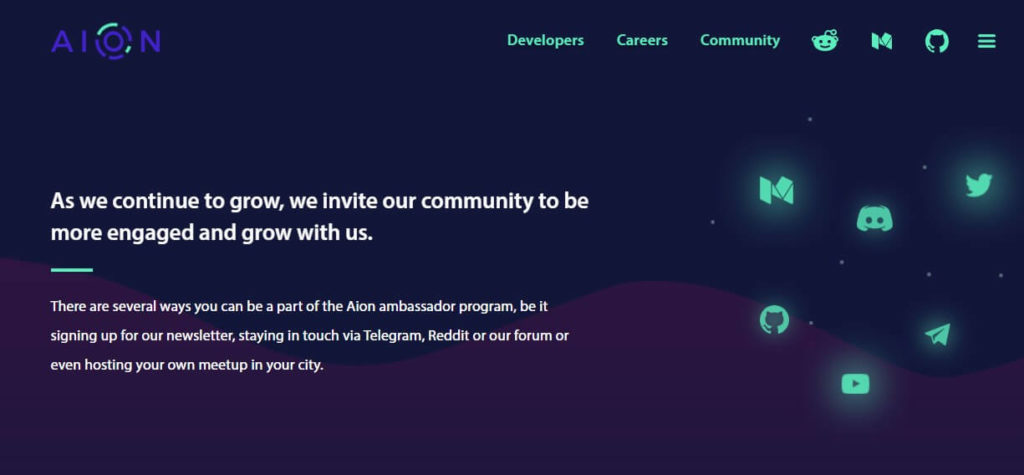 Официальная страница проекта