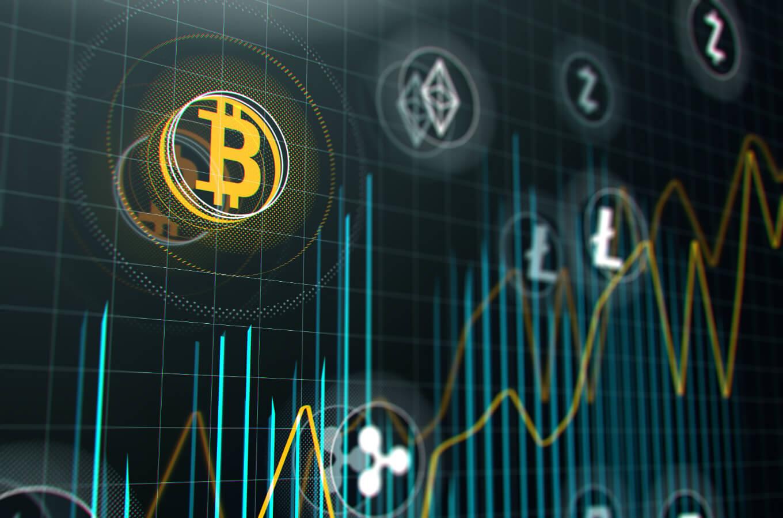 Общая капитализация всех криптовалют
