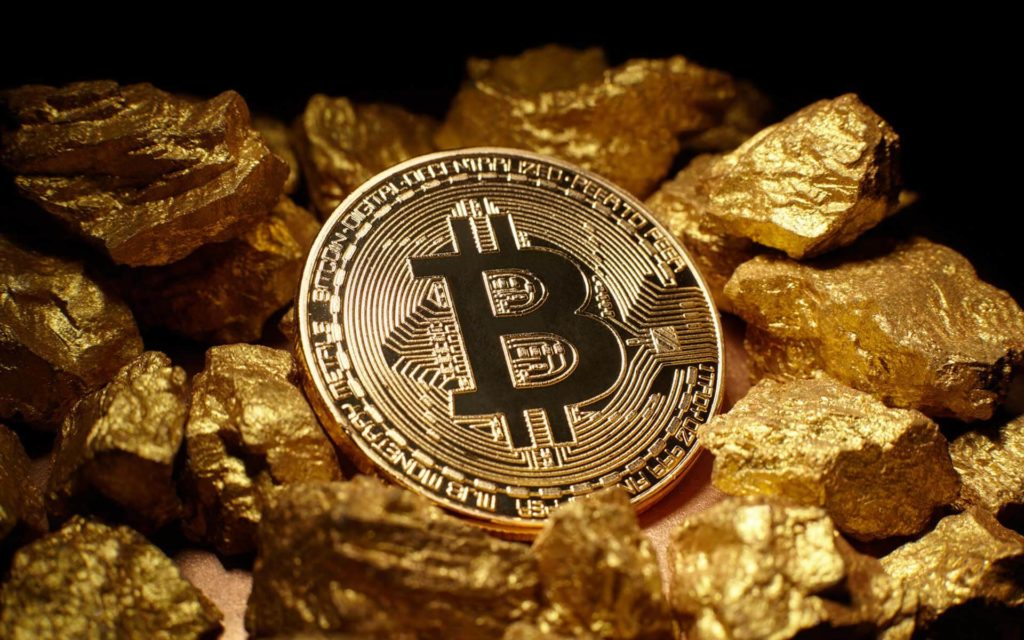 Цифровые деньги и золото