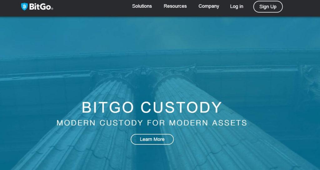 Сервис BitGo
