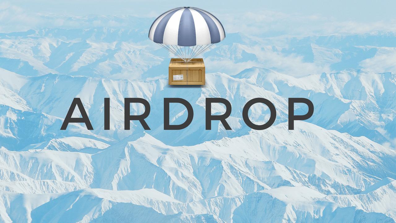 AirDrop для владельцев BNB